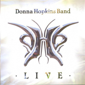 Donna Hopkins Band Live